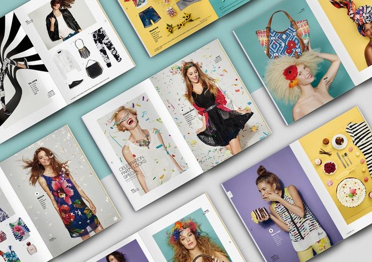 10 bí quyết thiết kế catalogue đẹp cho các designer