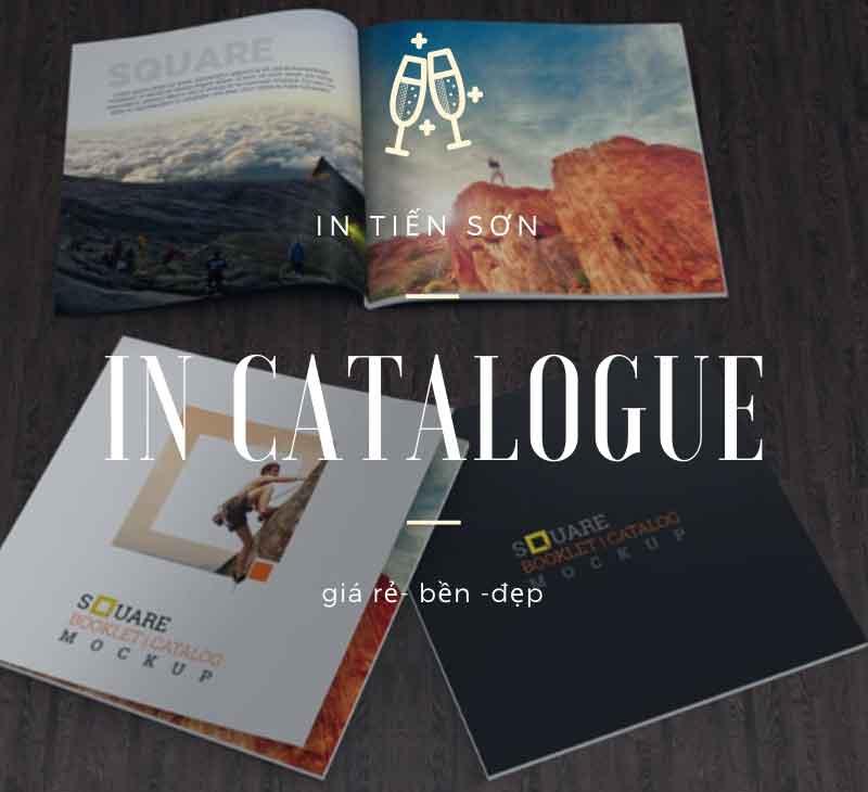 In catalogue giá rẻ, catalogue design chuyên nghiệp, ưu đãi 10%