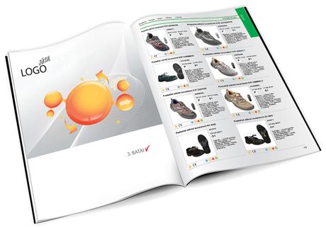 In Catalogue đẹp độc lạ