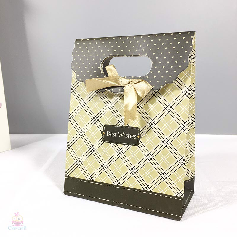 Top 30 túi giấy đựng quà handmade giá rẻ chất lượng