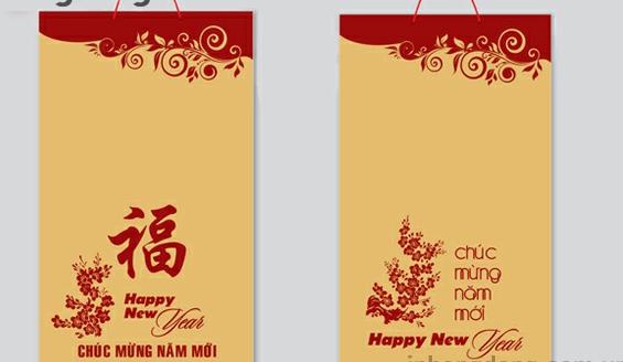 Nơi in túi xách bằng giấy đựng lịch tết đẹp mắt giá rẻ nhất tại Hà Nội