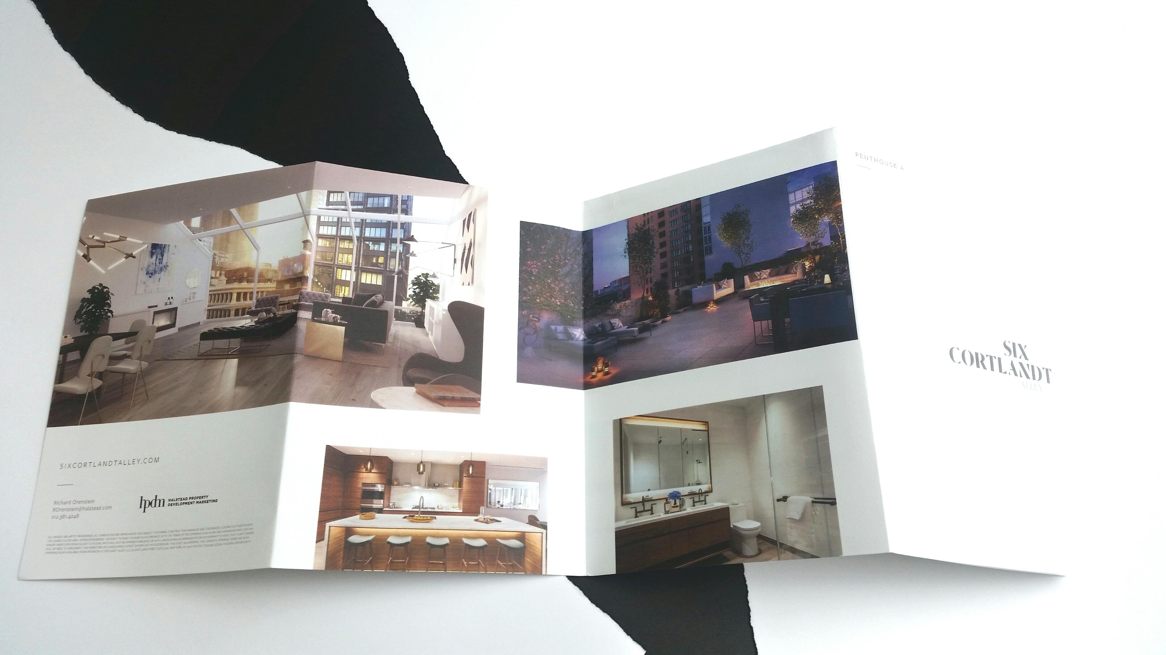 in catalogue bất động sản